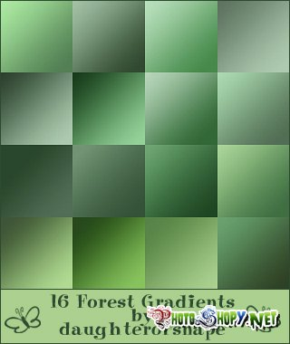 Forest Gradients