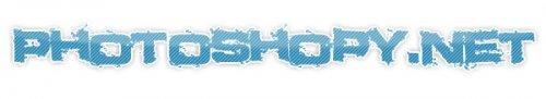 Логотип для сайта, в фотошопе