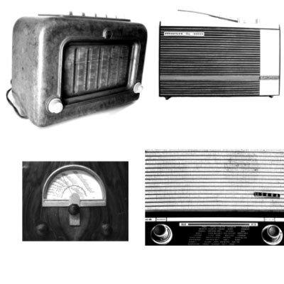 Кисти - Древнее радио