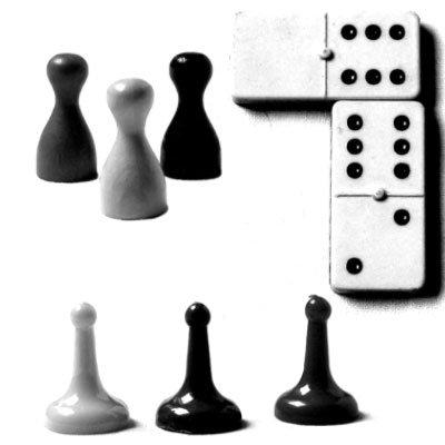 Кисти - Настольные игры
