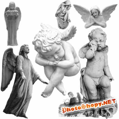 ����� ��� �������� - Cemetery Angels