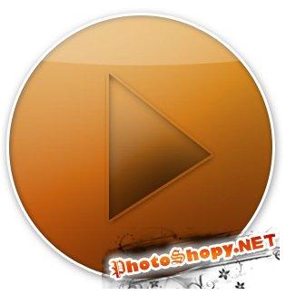 Видео урок фотошоп - Создание кнопки
