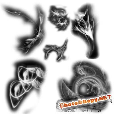 Кисти - ravegfx_brushes