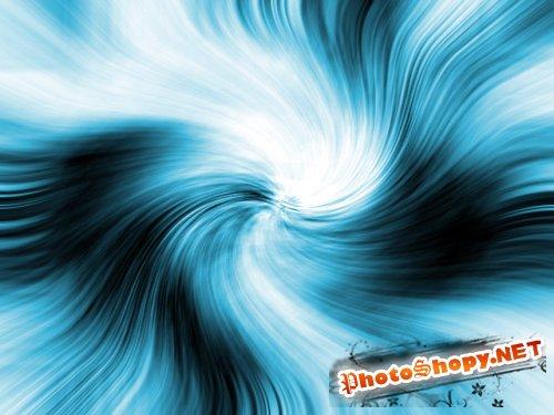 Видео урок фотошоп - Создание абстракции