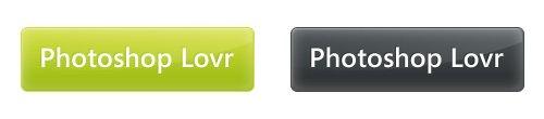 Уроки фотошоп - Создание кнопки Web 2.0