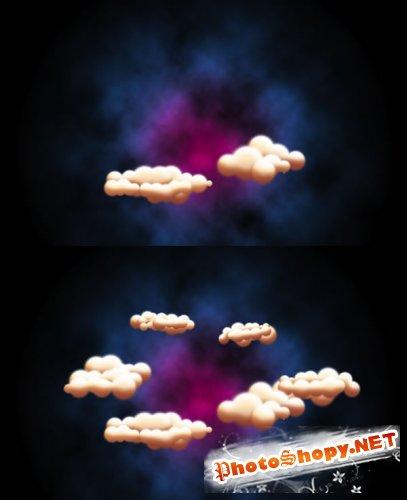 Уроки PhotoShop - Фантазийное ночное небо