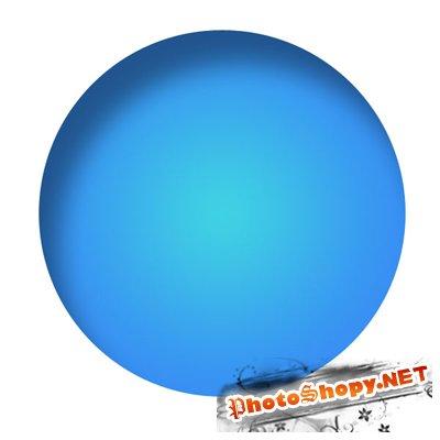 Анимация земного шара