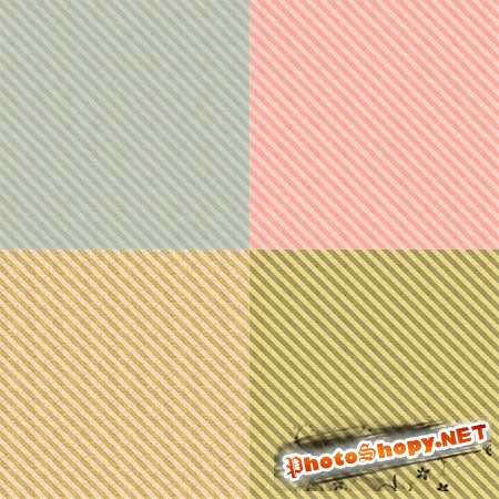 Текстуры для фотошопа - Линейные