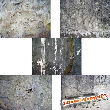 Текстуры для фотошопа - Камень