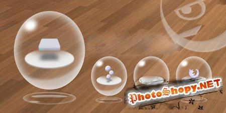 Иконки - Воздушные шарики