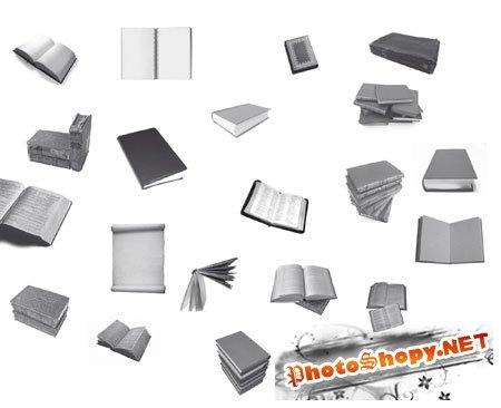 Кисти для фотошопа - Книги