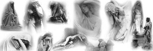 Кисти для фотошоп - Stone souls