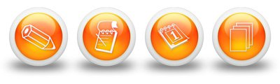3d-glossy-orange-orb-icon-business