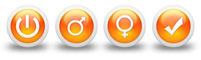 3d-glossy-orange-orb-icon-symbols-shapes