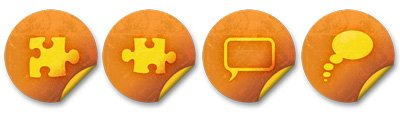 orange-grunge-sticker-icon-symbols-shapes