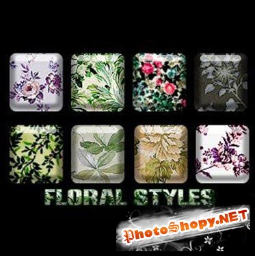 ����� ��� ������� - Floral Styles