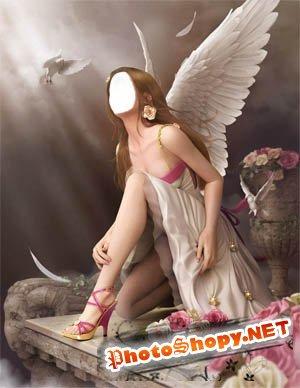 """""""Девушка - ангел"""""""