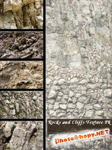 Rocks and Cliffs Pack