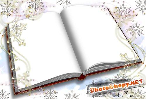 Экшены для фотошопа - Книжный экшен