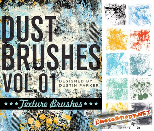 Dustbrushes Vol. 01
