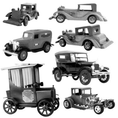 Древние машины