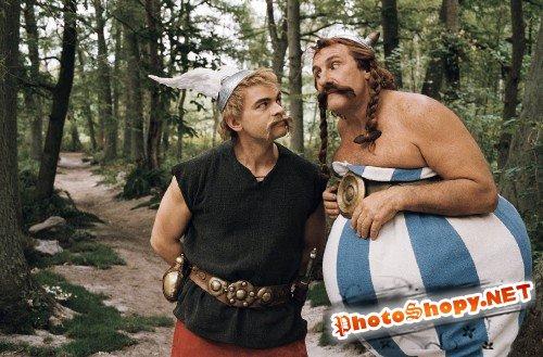 Астерикс и Обеликс // Asteriks and Obeliks