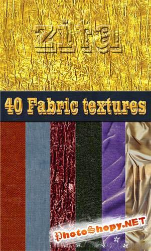 Безшевные тканевые текстуры