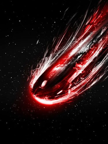 Рисуем метеорит в Adobe Photoshop
