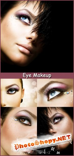 Eye Makeup - Stock Photos
