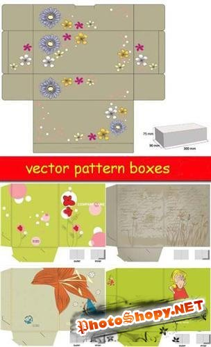 ��������� ������� ������� ( Vector pattern boxes )