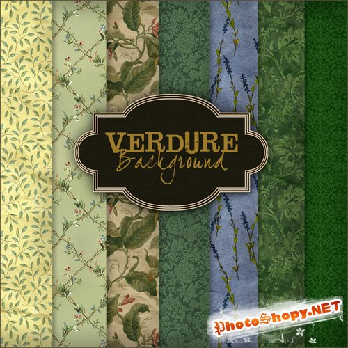 Textures - Verdure Backgrounds