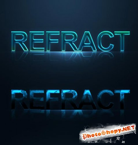 2 Text effect styles - GR