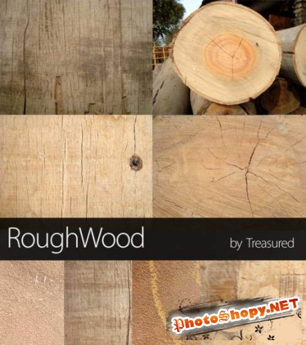 Textures - RoughWood