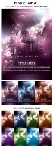 Poster Template - GraphicRiver
