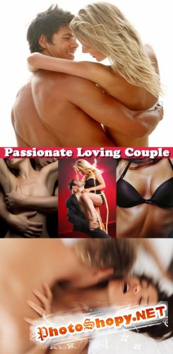 Passionate Loving Couple - Stock Photos