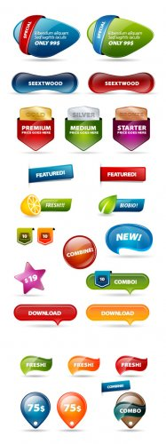 GraphicRiver Seextwood - Webelements 6