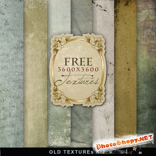 Textures - Old Vintage Backgrounds #23