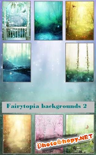 Fairytopia backgrounds 2