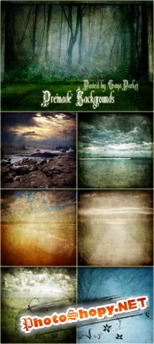 Textures - Premade Backgrounds