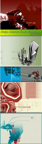 Design Abstract Source Collection 4
