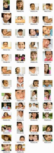 Medio Images FRG19 Cute Kid Port