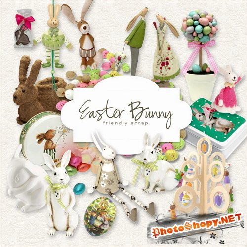 Scrap-kit - Easter Bunny