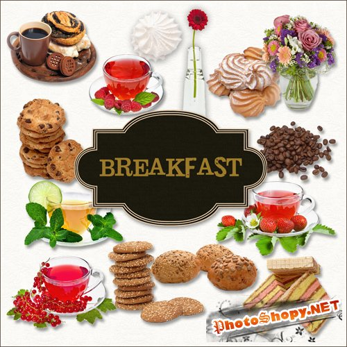 Scrap-kit - My Breakfast