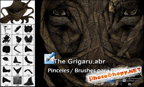 ABR Brushes - The Grigaru