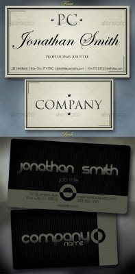 2 Business card - GraphicRiver