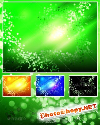 Rich Watery Backgrounds - GraphicRiver