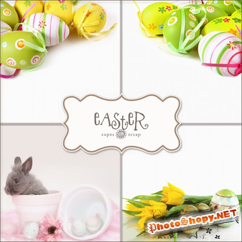 Textures - Easter Backgrounds #9