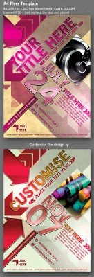 Flyer Template - GraphicRiver