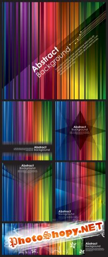Abstract Backgrounds - Stock Vectors