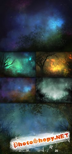 Sixpack - Premade Backgrounds